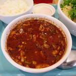 トマトマン - スープ