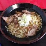 紅ひより - 料理写真:冷たい肉中華 ¥680