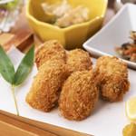 ◆広島産『牡蠣フライ御膳』
