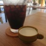 リエット カフェ - アイスコーヒー&コーヒーゼリー