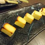 俺のやきとり 蒲田 - 焼き立て!クリームチーズの西京焼き