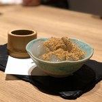 もつ唐と水炊きもつ鍋 由乃 - わらび餅