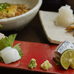 経堂 早雲 - 日本酒と料理の組み合わせ02