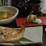経堂 早雲 - 日本酒と料理の組み合わせ01