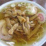 大和屋 - 料理写真:「メンマラーメン」