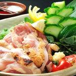 俵家商店 マルコメ - 朝挽き錦爽鶏のタタキ