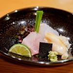 日本料理 たかむら - お作り