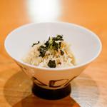 日本料理 たかむら - けがに