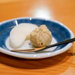 日本料理 たかむら - 和栗
