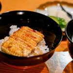 日本料理 たかむら - うなどん