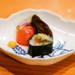日本料理 たかむら - 煮
