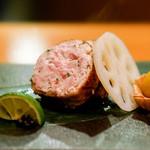 日本料理 たかむら - 比内地鶏