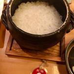 米祥 - 土鍋ご飯