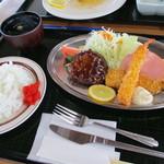 姫鶴荘 - ランチ