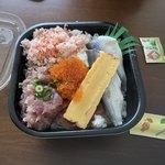 大漁丼家 - 料理写真: