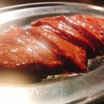 焼肉ホルモン・牛テール料理 あにき - 特撰レバー