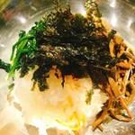 焼肉ホルモン・牛テール料理 あにき - ビビンバ