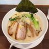 麺屋 奥右衛門 - 料理写真:白湯スープ塩白湯麺