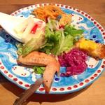 93546010 - ランチの前菜