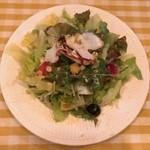 アンジェ - タコとホタテのサラダ(ハーフ)