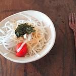 ハコカフェ - 料理写真: