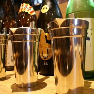 銚釐(チロリ)で絶品燗酒を!
