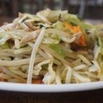 餃子の砂子 - 野菜炒めUP