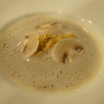 パガニーニ - ズワイガニのスクランブルエッグのスープ