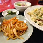 北京方庄 - チャーハン定食