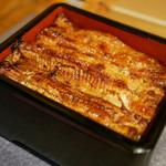 鰻 むさし乃 - ☆ふっくら美味しいうな重(●^o^●) ☆