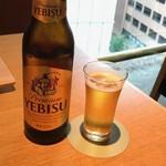 懐食みちば - ビールで乾杯!2018/9