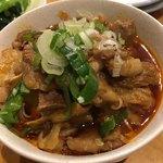焼肉 梨光苑 - 料理写真:牛スジからし煮(小)