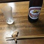 93561209 - 瓶ビールで