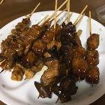 ハマケイ - 夕飯に持ち帰った焼鳥は、安定の美味しさ