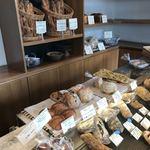 シニフィアン シニフィエ - 店内のパン