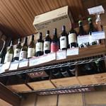 シニフィアン シニフィエ - ワインも売ってます。