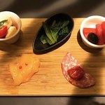 パフェ、珈琲、酒 『佐藤』 - 肴