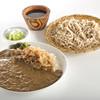 天茶家 - 料理写真:カレーライスセット