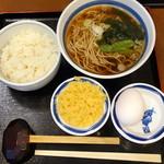 信州屋 - モーニングセット400円