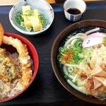 香川製麺てまり - 日替わり¥500