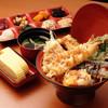 錦 平野 - 料理写真:上天丼御膳