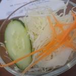 トムヤム食堂 - サラダ