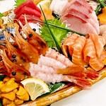海鮮酒肴 おさるのこしかけ - 料理写真: