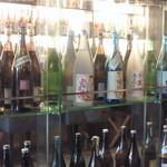 日本料理 ざぜん - お酒いっぱい