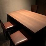 EBISUYA - お隣のテーブル席