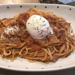 PANNACOTTA - 粗挽き肉たっぷりボロネーゼ