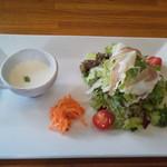 93579057 - スープ、サラダ