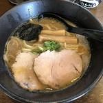 中華そば うづまき - 濃厚醤油ラーメン