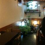 寿司処 一心 - きれいな店内は落ち着けます。内装もよいです。