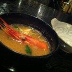 六本木 福鮨 - あら汁